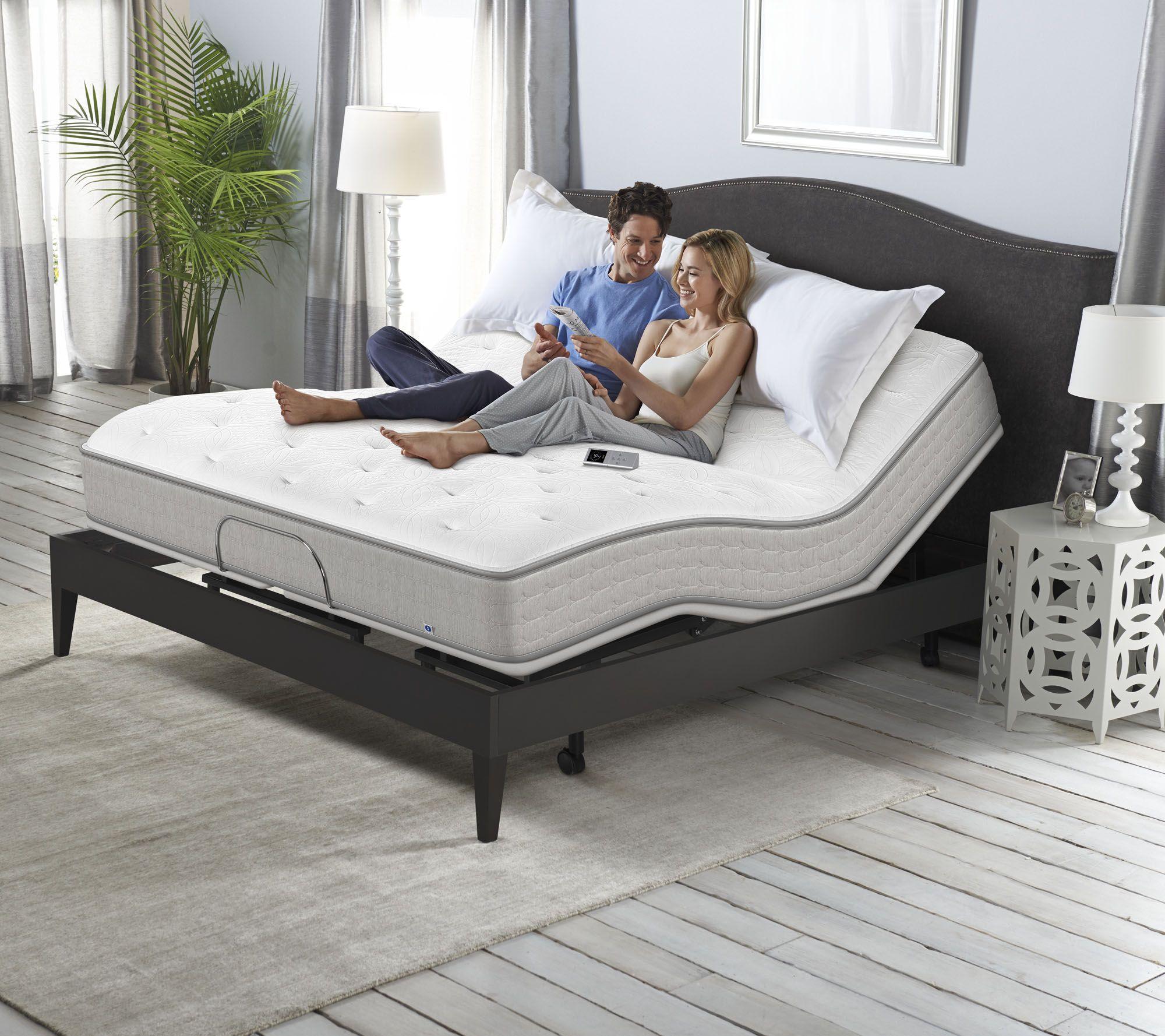 Sleep Number cSE Queen Adjustable Base Mattress Set - H215417