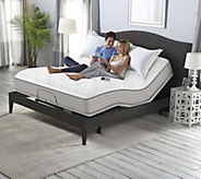 Sleep Number cSE Queen Adjustable Base Mattress Set - H215417