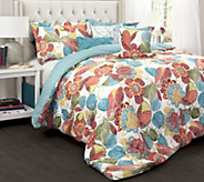 Layla 7-Piece Queen Comforter Set by Lush Decor - H288017