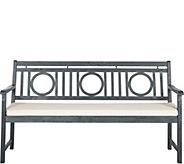 Safavieh Montclair 3-Seat Bench - H292717