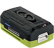 Snow Joe   Sun Joe iON EcoSharp 40V 6.0 Ah Lithium-Ion Battery - H294317