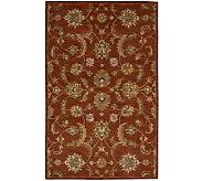 26x4 Kashan Rug Handtufted Wool by Valerie - H359317