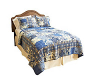 Classic Treasures Ensenada 100Cotton TW Quilt - H198618