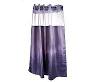 Hookless Herringbone Design 3 in 1 Shower Curtain - H198718