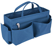 Ready Set Go Bag Organizer by Lori Greiner - H203818