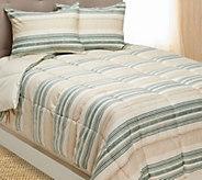 Coleman 400TC Americana Extra Cozy Down Alternative Twin Comforter - H205218