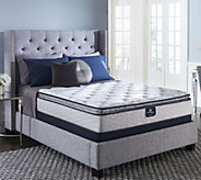 Serta Perfect Sleeper Transpire Queen Pillowtop Mattress Set - H209218