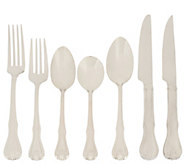 As Is Reed & Barton 18/10 Premiere 93-pc Service for 12 Flatware Set - H211818