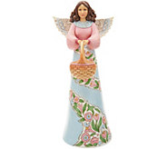 Jim Shore Heartwood Creek Oversized 22 Spring Angel Statue - H214518