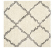 Dallas Shag 6 x 6 Square Rug by Safavieh - H286018
