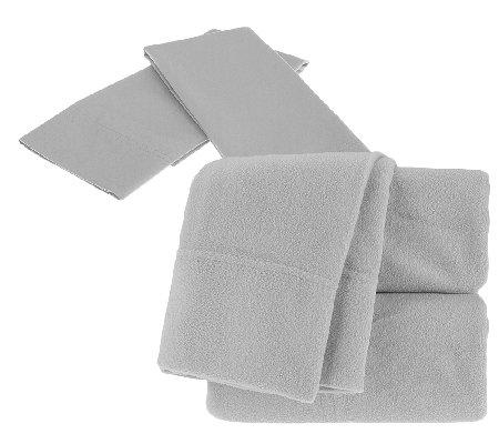Malden Mills Polarfleece Tw Sheet Set W Additional Cotton
