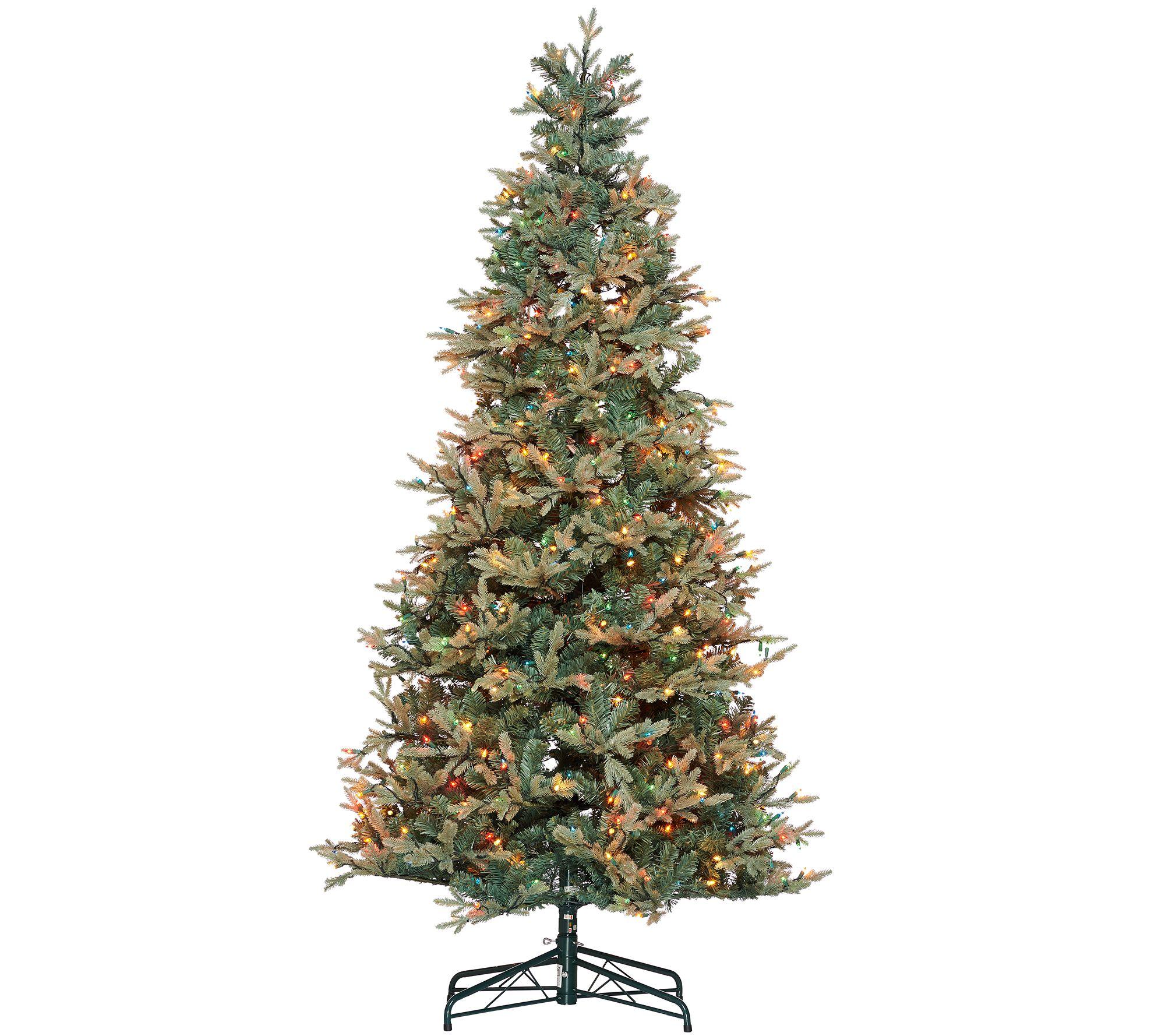 Bethlehem Lights 7.5' Blue Spruce Christmas Tree - Page 1 ...