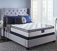 Serta Perfect Sleeper Transpire SQ Pillowtop Mattress Set - H209219