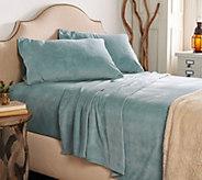 Berkshire Blanket Primalush California King Sheet Set - H212219