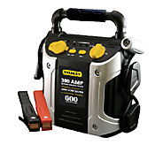 Stanley 300 AMP / 600 PEAK AMP Battery Jump Starter w/ Outlet - H284019