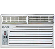 RCA 8,000 BTU 115V Window-Mounted Air Conditioner with Remote - H286319