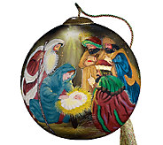 Three Kings Ornament by NeQwa - H286819