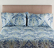 100Cotton Crystal Palace King Sheet Set - H287319