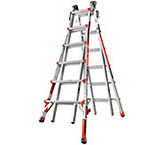 Little Giant Revolution 26 Ladder with RatchetLevelers - H287819
