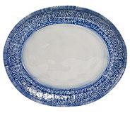Tabletops Gallery 16 Oval Melamine Platter - H289319