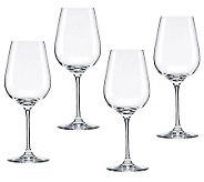 Lenox Tuscany Classics Set of 4 Pinot Grigio Wine Glasses - H364719