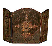 Egan Fireplace Screen by Uttermost - H128020