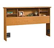 Sauder Full/Queen Bookcase Headboard - H170320
