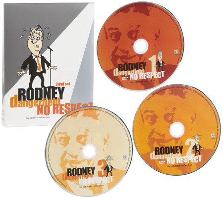 The Rodney Dangerfield Ultimate Collection 3 DVD Set