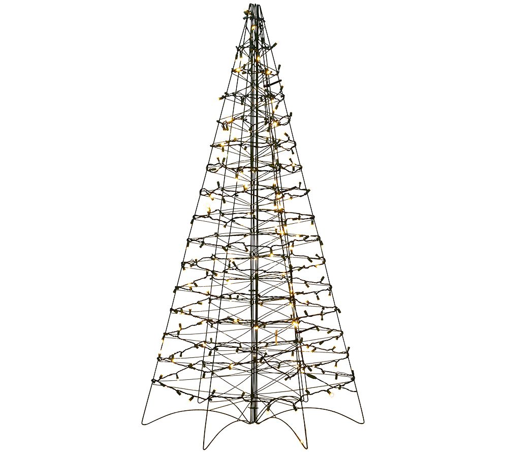 Beautiful Outdoor Wire Christmas Tree Collection - Wiring Schematics ...
