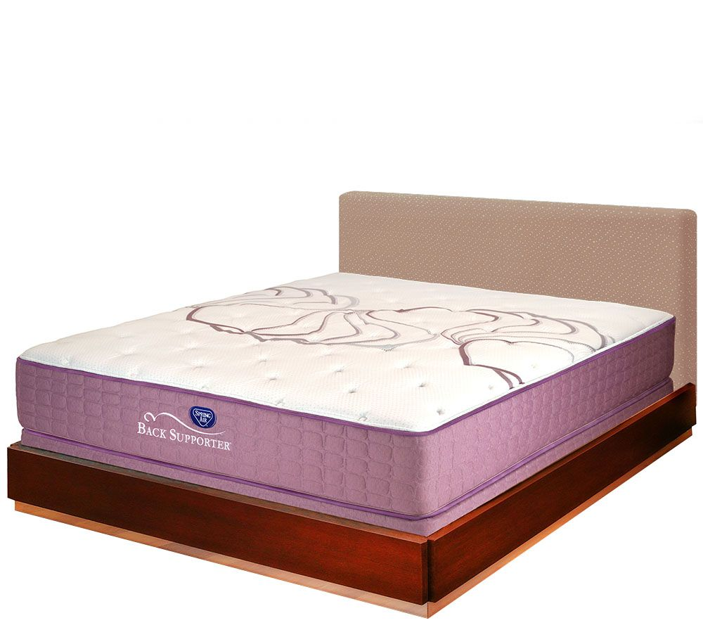 "Spring Air Sleep Sense 12"" Firm California King Mattress"
