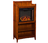 Modano Fireplace Tower - Mission Oak - H285420
