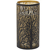 Candle Impressions 7 Flameless Candle with Laser Etching - H291120