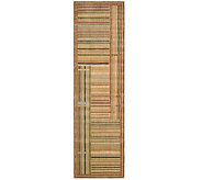 Nourison Atlas 2 x 59 Lines Gold Machine Made Rug - H350320