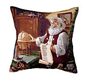 The List Christmas Pillow - H361620