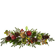30 Beaded Fruit Swag Centerpiece by Valerie - H209421