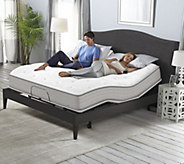 Sleep Number cSE Flex Top King Adjustable Base Mattress Set - H215421