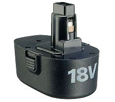 Black Decker 18v Ps145 Rechargeable Battery Pack image
