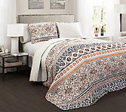 Nesco 3-Piece Full/Queen Quilt Set by Lush Decor - H287521