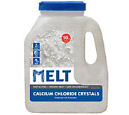 Snow Joe MELT 10-lb Jug Calcium ChlorideIce Melter - H288421