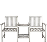 Safavieh Brea Twin Seat Bench - H292721
