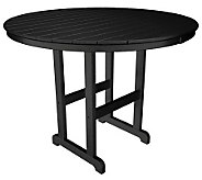 POLYWOOD Traditional Round 48 Counter Table - H349921