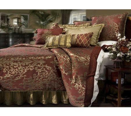 Veratex Glenaire 4 Piece Queen Comforter Set H351621