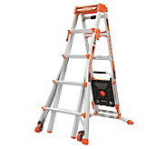 Little Giant Select Step 5-8 Type 1A Step Ladder - H351821