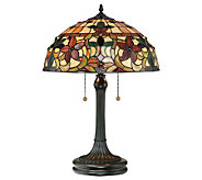 Tiffany Style Kami Collection 23 Table Lamp - H359121