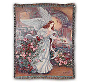 Things Remembered Personalized Angel of Love Throw - H120322