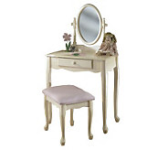 Powell Vanity and Bench - H127822
