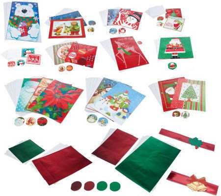 Gift Wrap In A Snap Set Of 24 Gift Boxes W Pre Cut Wrap