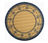 Safavieh Courtyard Trellis Vine 53 Rug Round - H179022