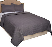 Home Reflections Full/Queen Coverlet Set w. Two Shams - H211022