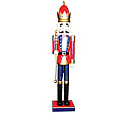 60-1/2 Red King Nutcracker by Santas Workshop - H289022